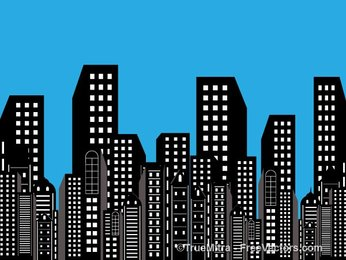 Buildings Background