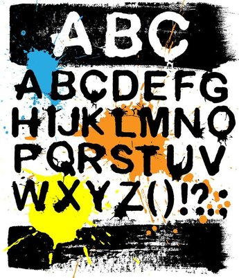 Ink Letters