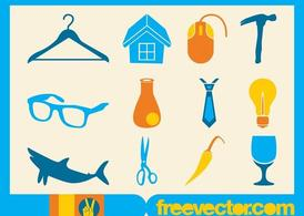 Free Vector Icons Collection
