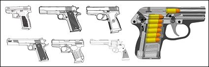 Military-related - pistol