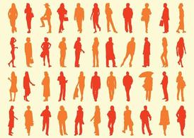 People Silhouettes Pack