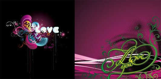 2, the trend of love theme