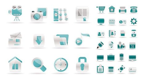Web design is simple icon