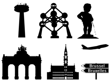 Brussels in Silhouettes