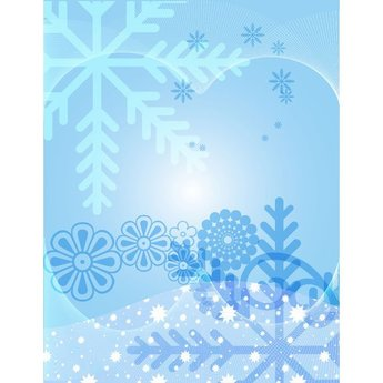 BLUE WINTER FROSTY VECTOR BACKGROUND.ai