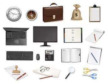 office icon vector series