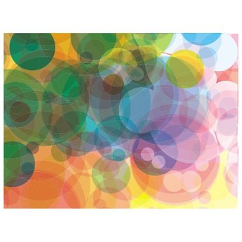 COLORFUL BUBBLES 4 VECTOR BACKGROUND.eps