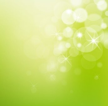 Abstract Green Natural Background Vector Graphic Art