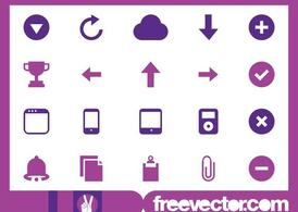 Tech And Web Icons