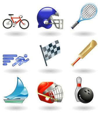 sportsrelated icons 1