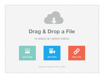Drag and Drop File Upload