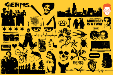 Silhouettes Vector Pack