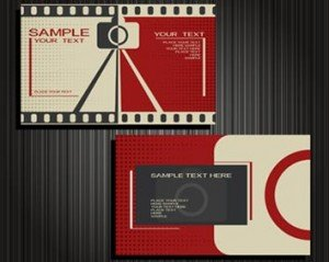 Stock Ilustrations Business Card