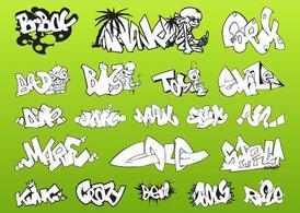 Graffiti Piece Pack