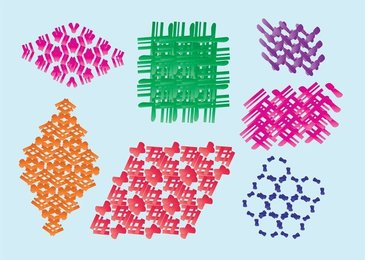 3D Vector Structures