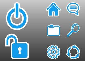 Computer Interface Icons
