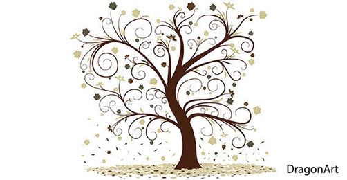 Curly Tree Design