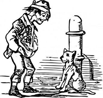 Beggar And Dog