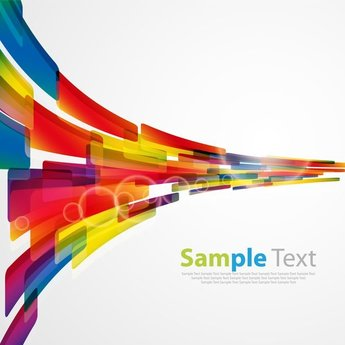 Abstract Background Vector 3
