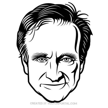ROBIN WILLIAMS VECTOR IMAGE.eps