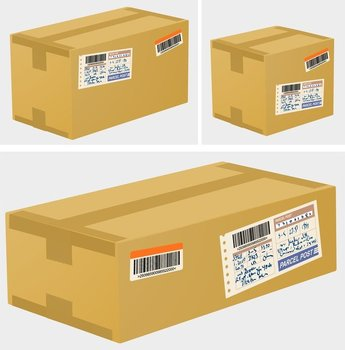 Logistics And Express Special Carton 02