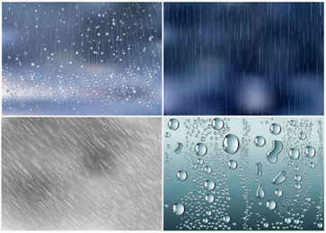Drops backgrounds