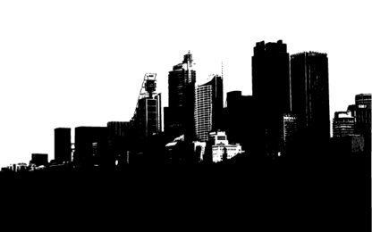 Free Vector Sydney Cityscape in Illustrator