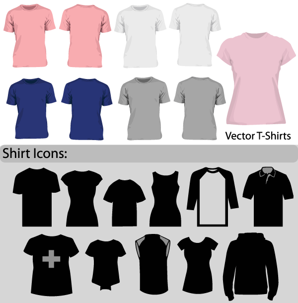 Free Free Blank T-Shirt Template PSD files, vectors & graphics ...