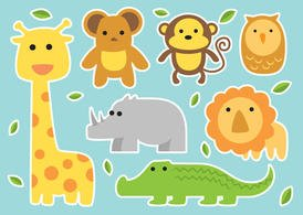 Baby Vector Animals