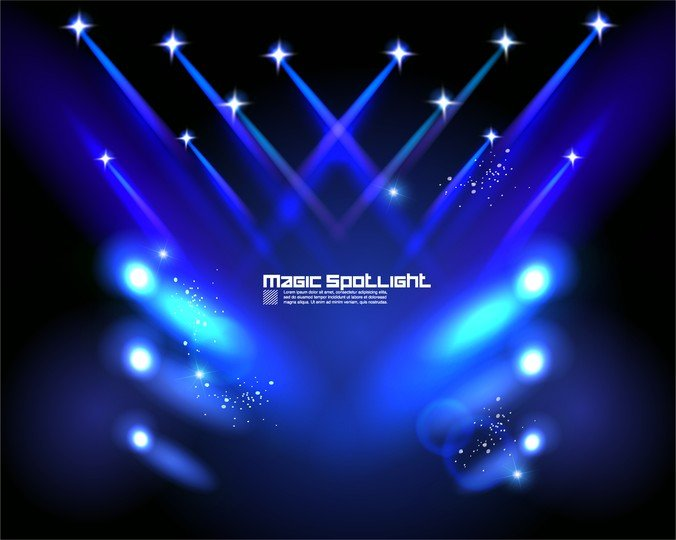 Stage Lighting Effects 04