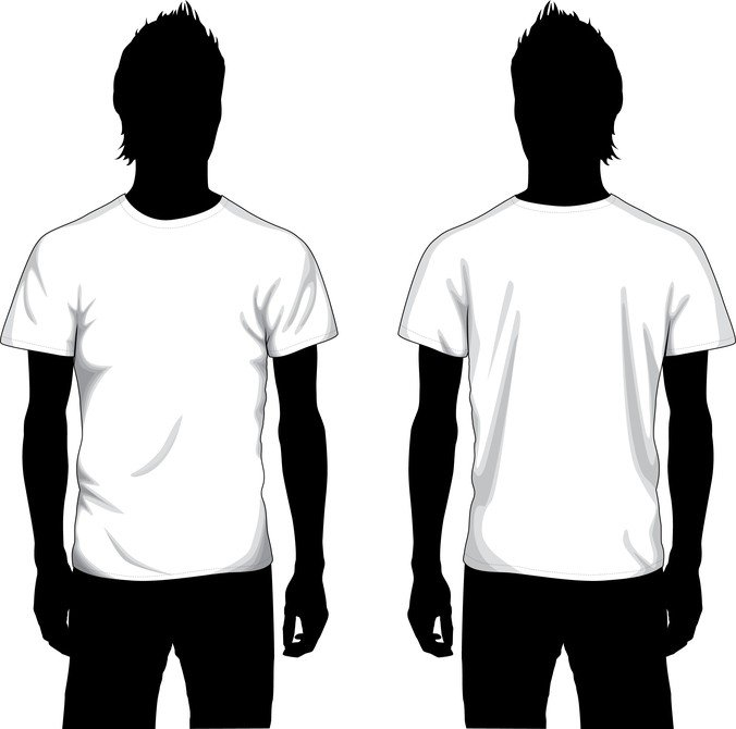 Free Vector Boy T Shirt Template Psd Files Vectors Graphics