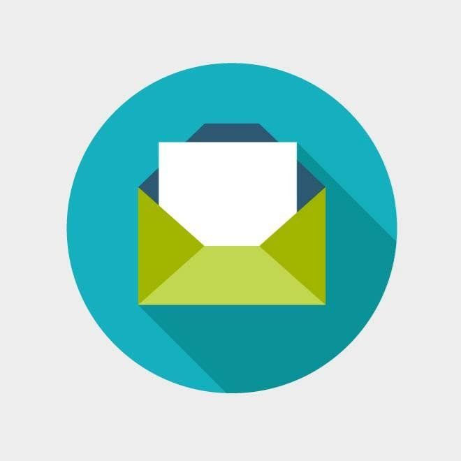 Free Email Icon Vector Iconeps Psd Files Vectors Graphics