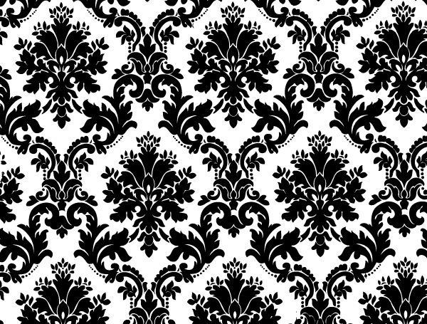 Free Black White Floral Background Psd Files Vectors Graphics