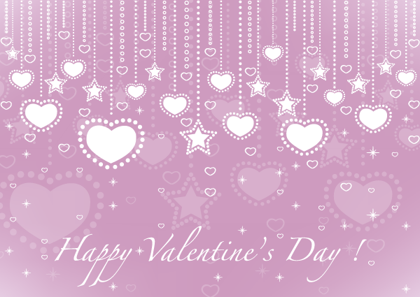 Free Valentine\'s Day Card Heart Design Template PSD files, vectors ...