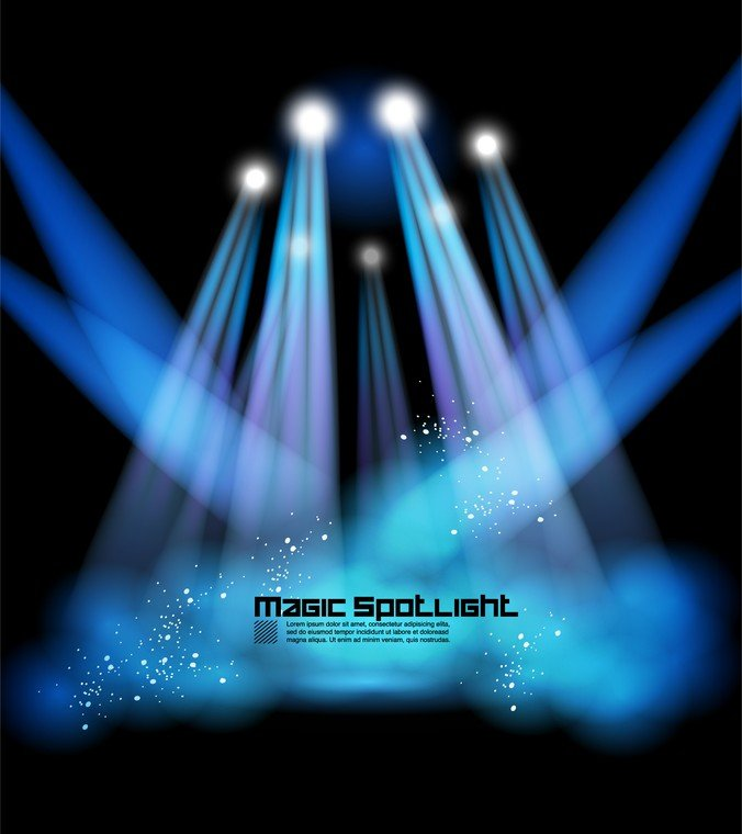 Stage Lighting Effects 02