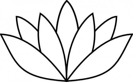 Free White Lotus Flower PSD Files Vectors Graphics