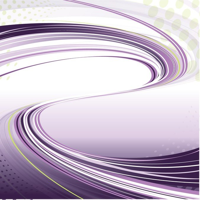 Purple Background With