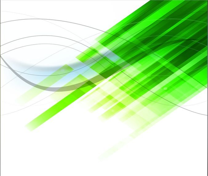 Abstract Green Design Background