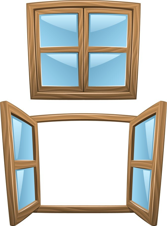 Window, vector graphics - 365PSD.com