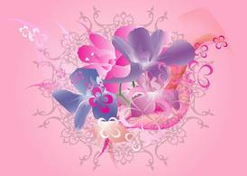 Blooming Flowers Images Art