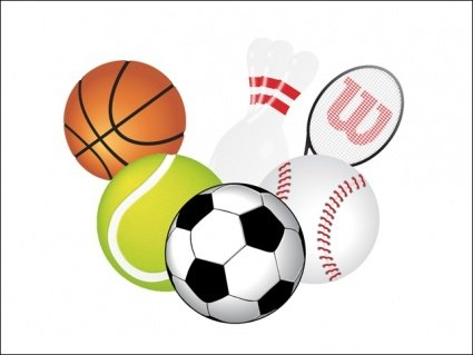 Sports Vector Pack