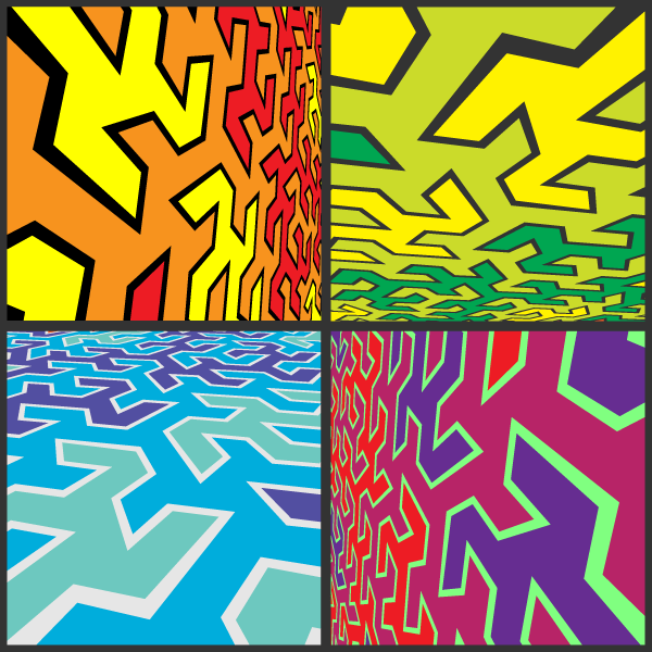 free abstract pop art vector background free psd files vectors