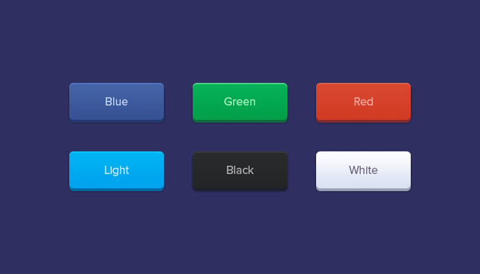 Rounded Buttons