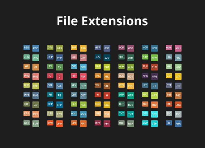 what is dotx file extension