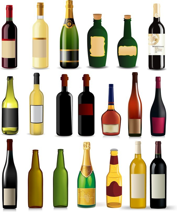 Bottle Vector Collection