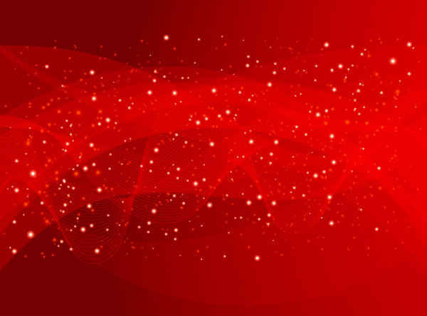 Valentine'-s Day red background, vector images - 365PSD.com