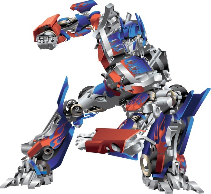 ultimate optimus prime transformer instructions