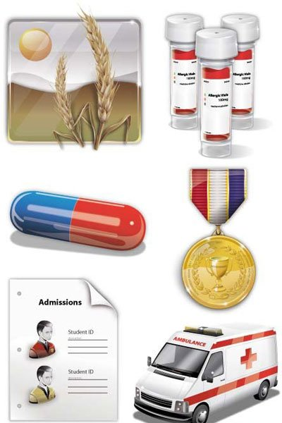 Antibiotic, ambulance, agronomy, achievement