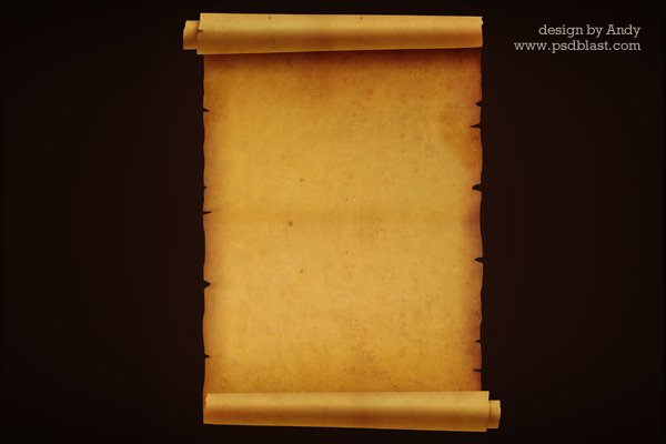 Old paper background, vector graphics - 365PSD.com