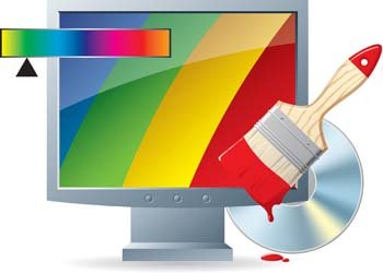United Color of LCD Monitor